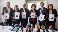 Ampel-Koalition in Rheinland-Pfalz steht
