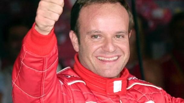 Barrichello bleibt bei Ferrari