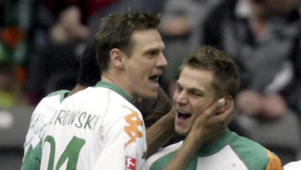 Werder Bremen ist wieder da