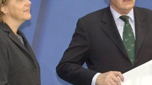 Merkel erwartet Riesendiskussion