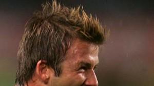 Beckham rettet seinem Henker den Kopf