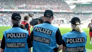 Bayern gegen Gladbach und Angst vor Gewalt
