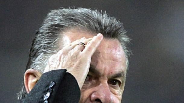 Hitzfeld kontert Rummenigge-Kritik