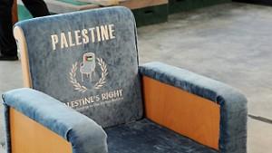 Die blaue Palästina