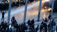 So will die Polizei gegen deutsche Hooligans vorgehen