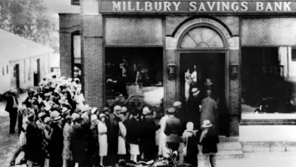 Die teure Fehldiagnose 1929