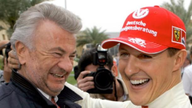 Schumacher-Manager Weber angeklagt