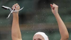 Britta Steffen verliert ihren Weltrekord