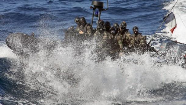 Bundeswehr hilft Paris bei Geiselbefreiung