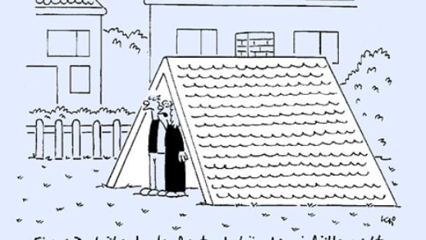 Die Vermögensfrage: Eigenheime sind zur Zeit eine gefragte Anlage ...