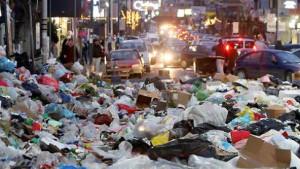 Die Unterwelt macht Müll zu Gold
