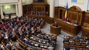 Parlament in Kiew stellt Krim-Regierung Ultimatum
