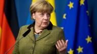Merkel kontert Vorwürfe aus Amerika