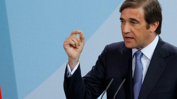 Auch Portugal erwägt Schuldenbremse