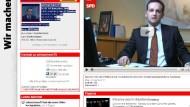 """Eigener """"Fernsehkanal"""": die saarländische SPD und ihr Vorsitzender Heiko Maas auf dem Videoportal """"Youtube"""""""