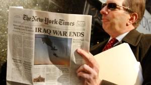 Alle Kriege sind vorbei
