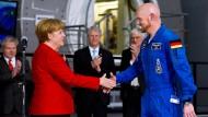 Astronaut Gerst wird ISS-Kommandant
