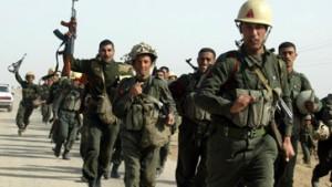 Auf Saddam Hussein eingeschworen