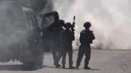 Neue Gewalt zwischen Palästinensern und Israelis