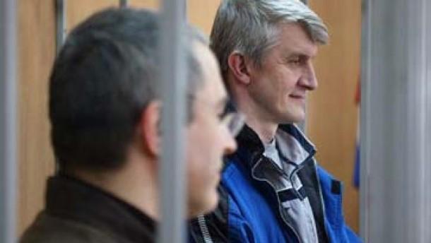 Neun Jahre Haft für Chodorkowskij