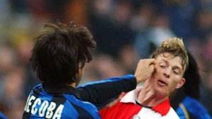 Inter-Eigentor lässt Feyenoord vom Finale träumen