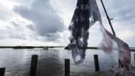 Insel in Louisiana erwartet ihren Untergang