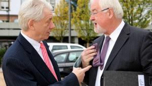 Durchbruch bei Koalitionsverhandlungen