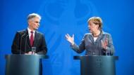 Deutschland und Österreich wollen EU-Sondergipfel zur Flüchtlingskrise