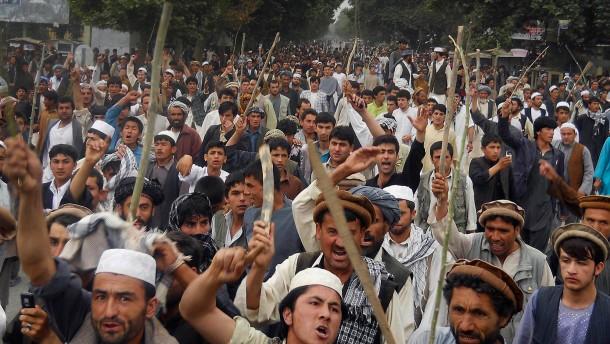Gewalt in Talokan war gesteuert
