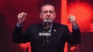 Türkei vor Referendum gespalten