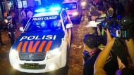 Indonesien verteidigt Hinrichtung von Ausländern