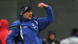 Wieder kein Sieg für Bielefeld und Frontzeck