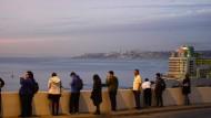 Erdbeben erschüttert Chile