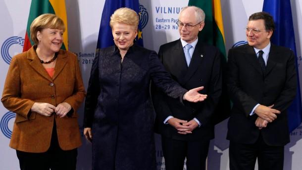 EU verbittet sich Einmischung Moskaus
