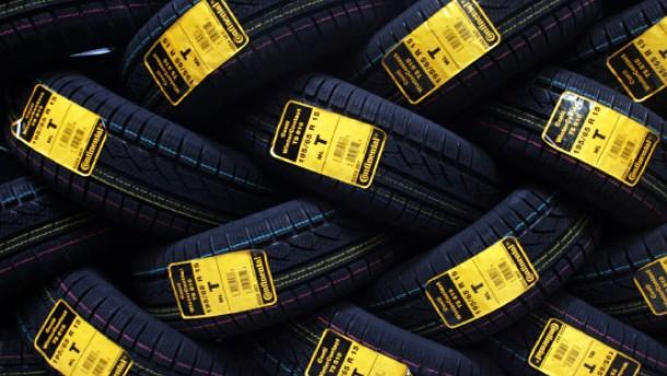 Reifenhersteller bestätigt Übernahmegespräche