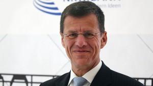 Dieser Mann wird wohl Präsident des Bankenverbands VÖB