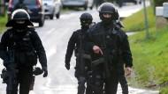 Frankreich jagt die Attentäter