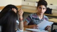 Deutschkurse für Flüchtlingskinder