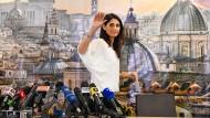 Protestpartei Fünf Sterne verpasst Renzi schwere Niederlage