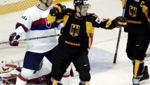Überraschungssieg gegen Slowakei