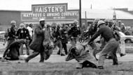 Amerikaner erinnern an Marsch von Selma