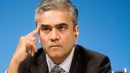 Der Held der Kapitalmärkte: Deutsche Bank-Vorstand Anshu Jain.