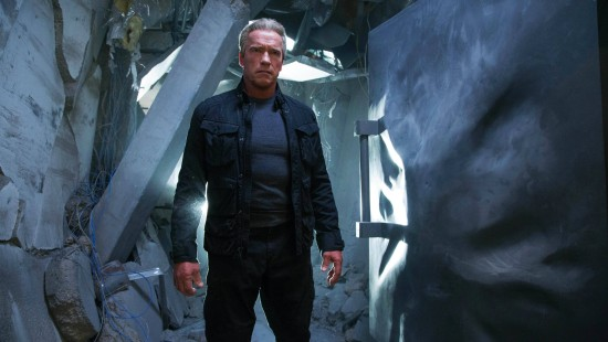 Arnie ballert wieder