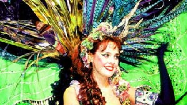 Karneval fast wie in Rio