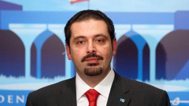 Hariri präsentiert neue Regierung