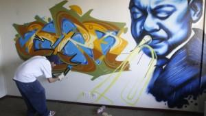 """Kopfgeld"" auf Graffiti-Sprayer"