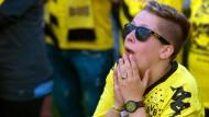Freude und Trauer nach dem DFB-Pokalfinale