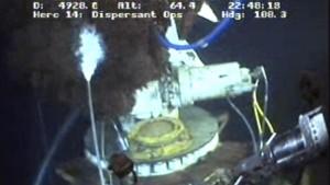 BP stülpt Trichter auf defektes Steigrohr