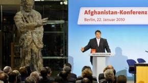 Afghanistan-Konferenz der SPD