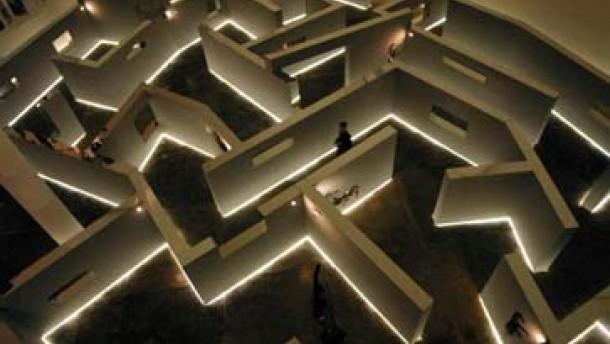 Im Labyrinth der Hochfinanz